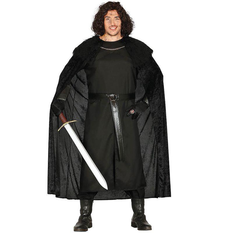 déguisement guerrier médiéval adulte