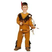 déguisement indien enfant
