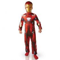 costume iron man civil war pour garçon