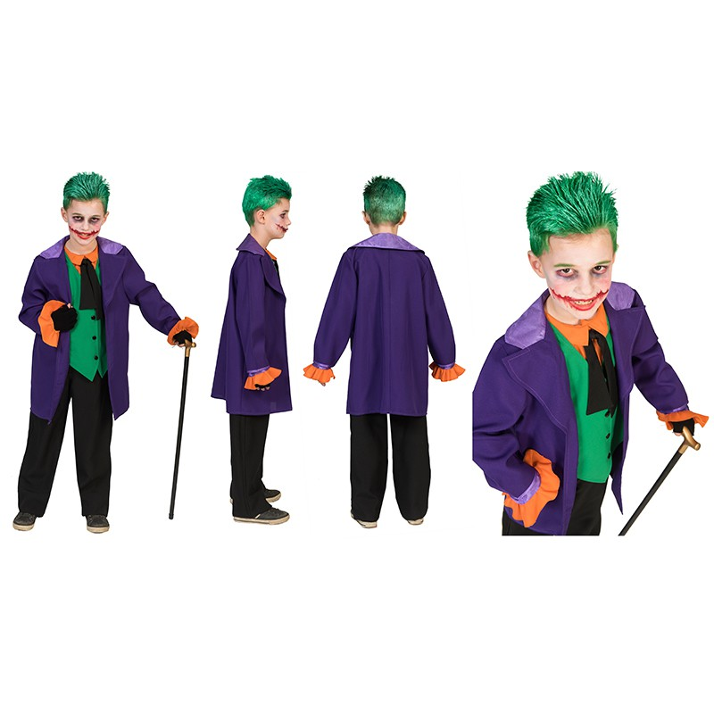 d guisement joker dc comics enfant