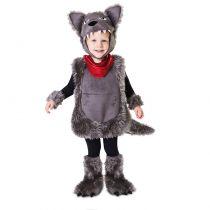 déguisement de loup pour bébé