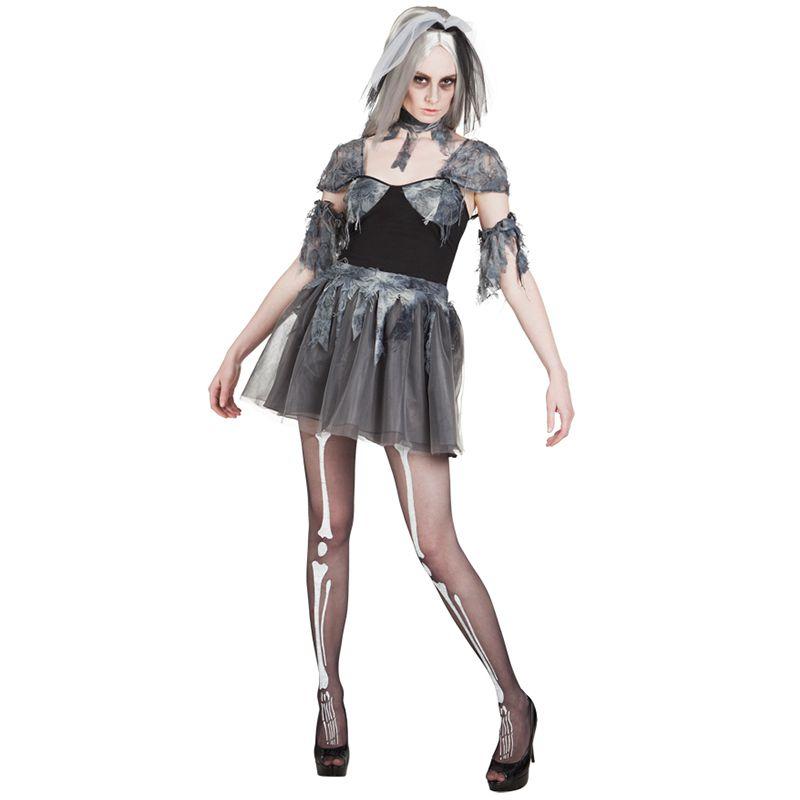déguisement mariée gothique adulte