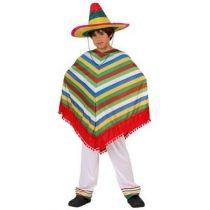 déguisement mexicain enfant garçon