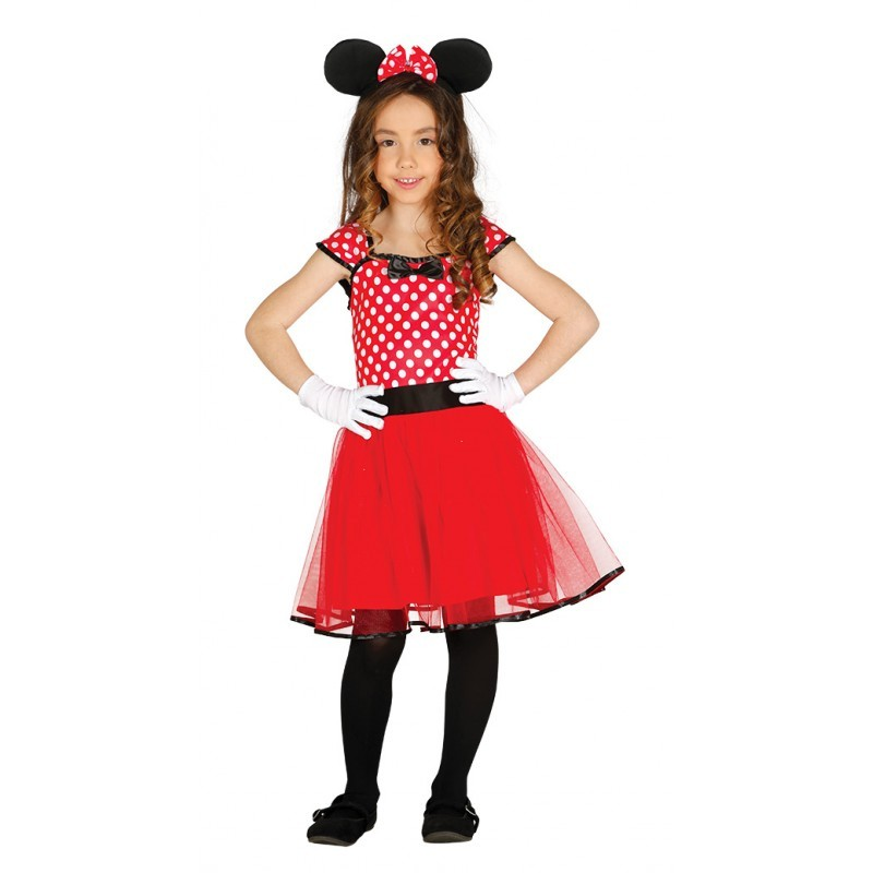 DÉGUISEMENT MINNIE DISNEY FILLE