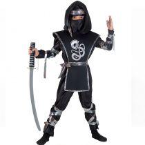 Déguisement ninja garçon pas cher pour le carnaval
