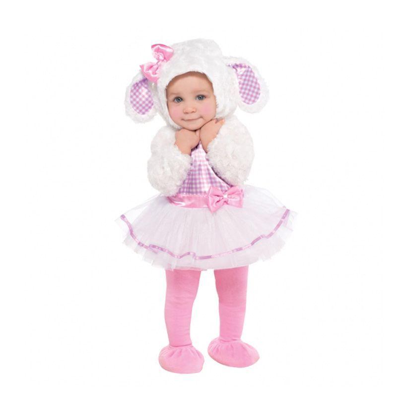 déguisement petit agneau bébé