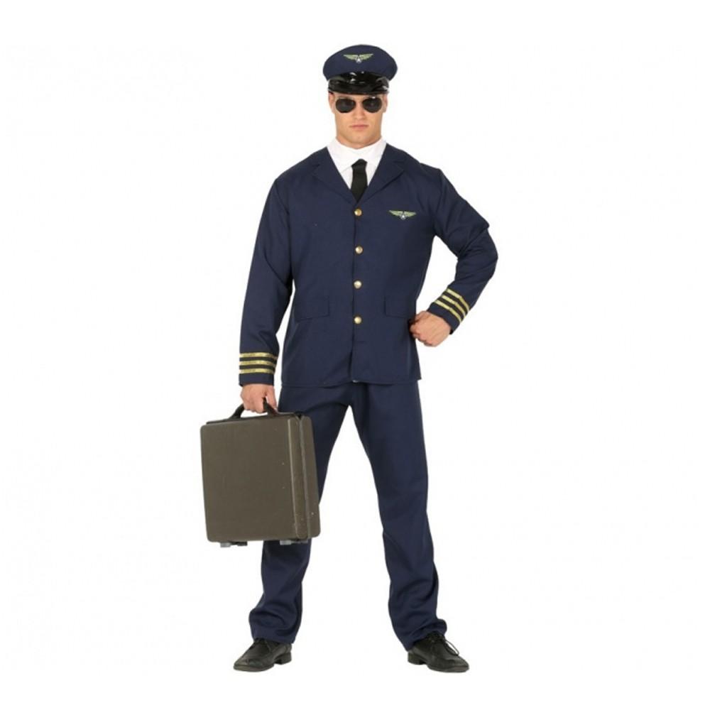 DÉGUISEMENT PILOTE HOMME