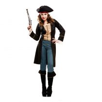 DÉGUISEMENT PIRATE FASHION FEMME