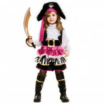 DÉGUISEMENT PIRATE GIRLY ENFANT