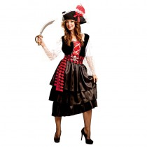 DÉGUISEMENT PIRATE GLAMOUR ADULTE
