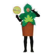 déguisement plant marijuana adulte