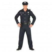DÉGUISEMENT POLICIER LUXE HOMME