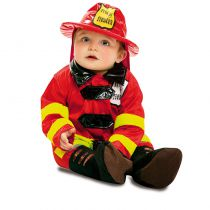 déguisement pompier pour bébé carnaval