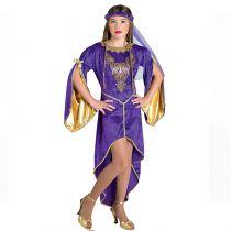 Déguisement princesse médiévale fille pas cher carnaval