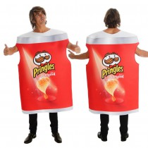 DÉGUISEMENT PRINGLES ORIGINAL ADULTE