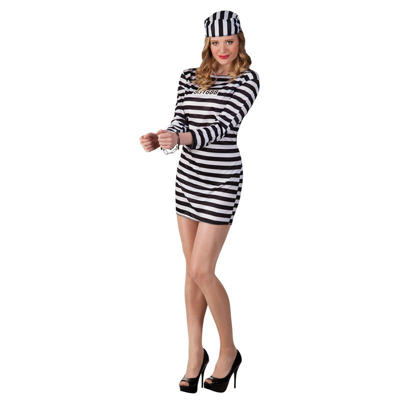 déguisement prisonnière sexy