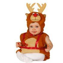 déguisement bébé renne