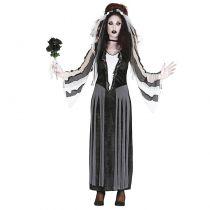 déguisement vampire rose noire adulte