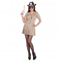 DÉGUISEMENT SHERIFF FEMME