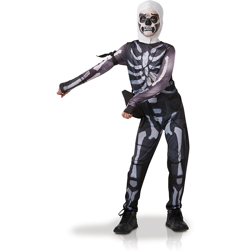 dÉguisement skull trooper fortnite ado