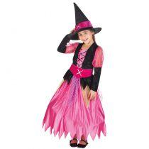 Déguisement sorcière enfant