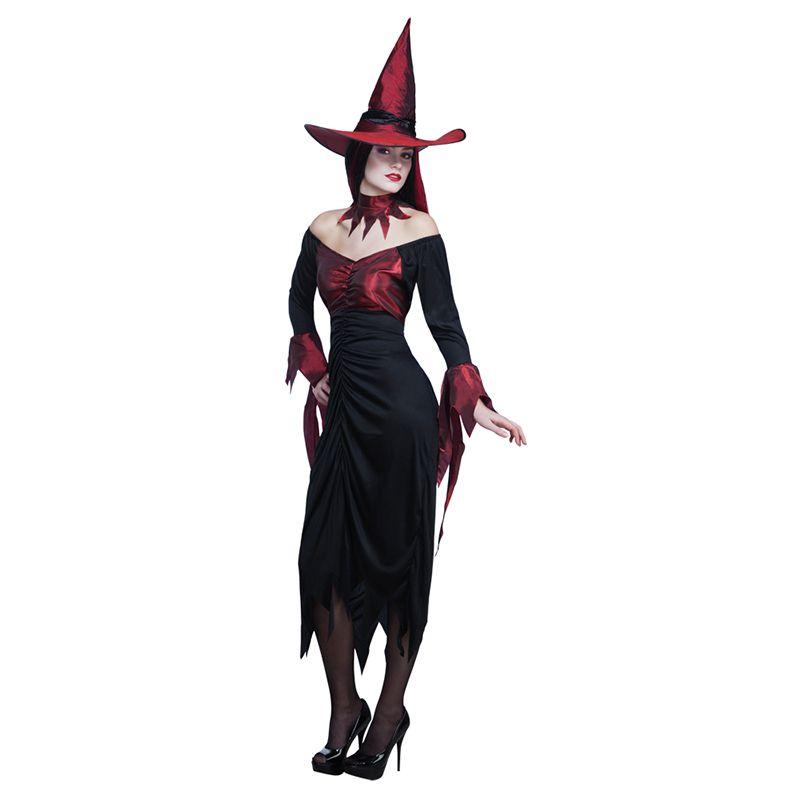 déguisement sorcière méchante adulte