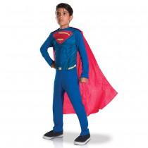 DÉGUISEMENT SUPERMAN JUSTICE LEAGUE GARÇON