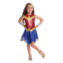 DÉGUISEMENT WONDER WOMAN JUSTICE FILLE