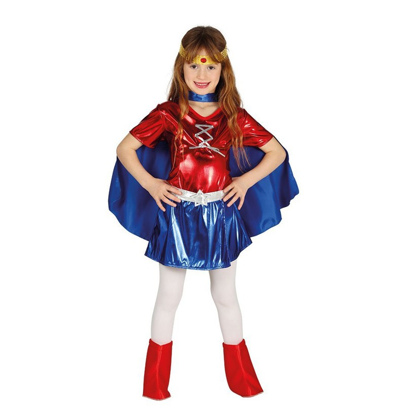 DÉGUISEMENT WONDER WOMEN FILLE