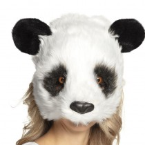 DEMI-MASQUE PANDA