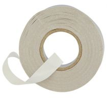 DOUBLE FACE BLANC 12MM*8M