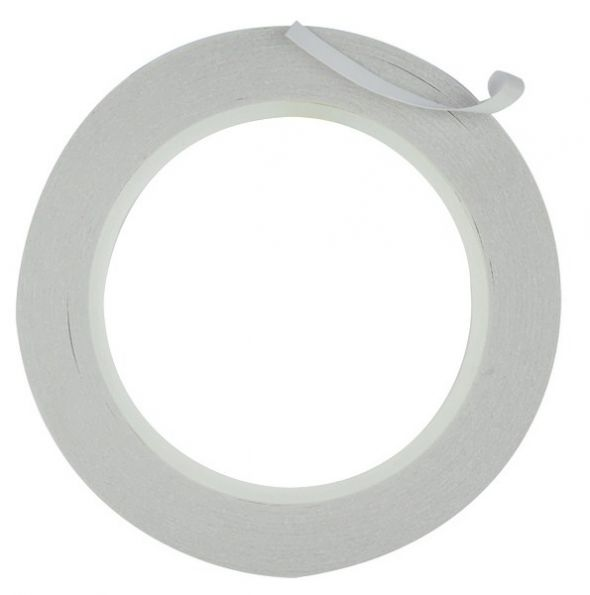 DOUBLE FACE BLANC 6MM X 22 M