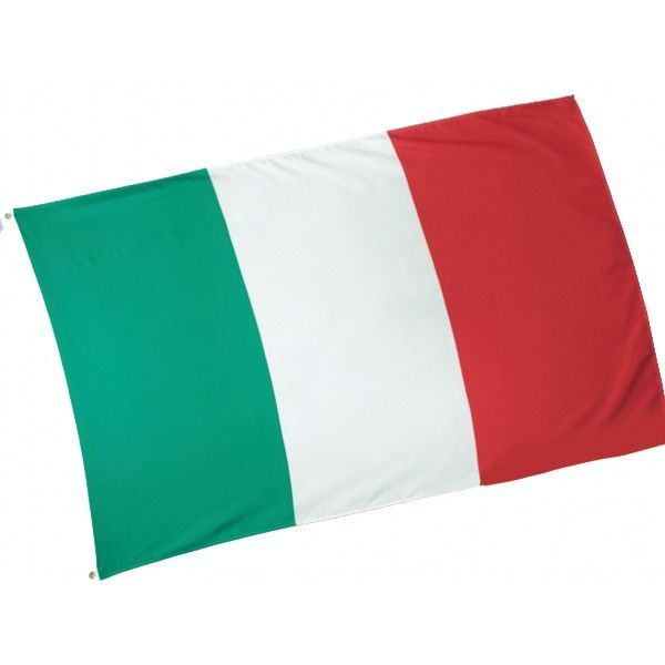DRAPEAU 90 X150CM ITALIE