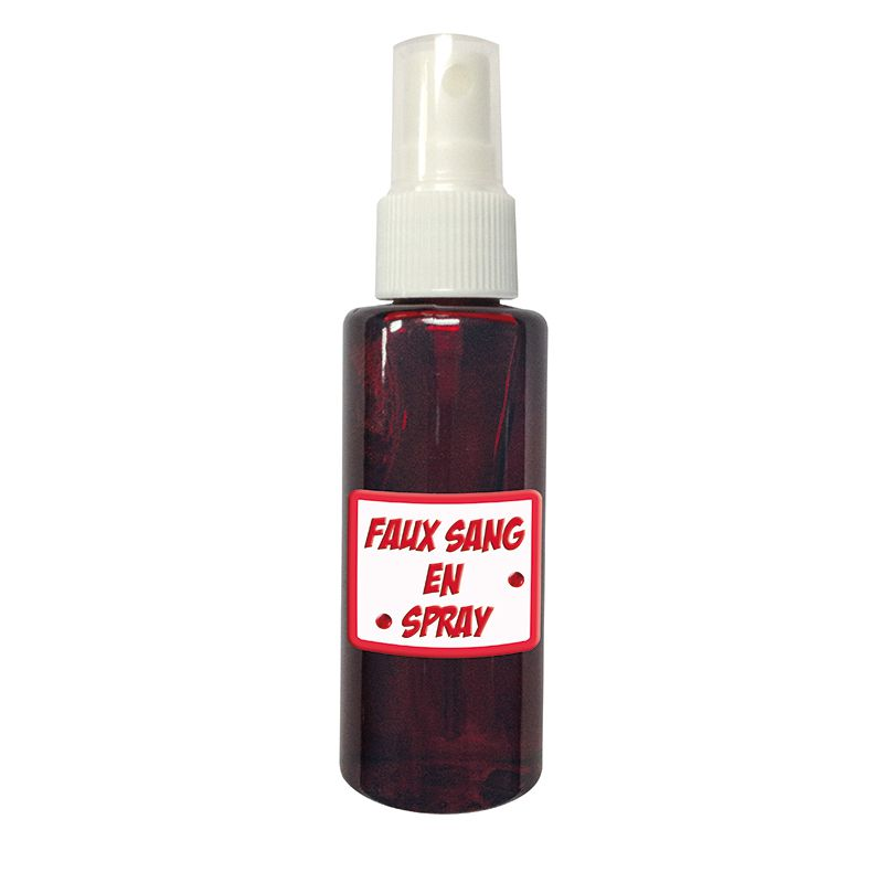 FAUX SANG SPRAY CORPS 59 ML