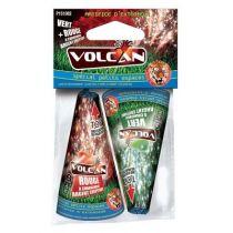 feu artifice volcan crépitant