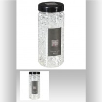 GEL CRYSTAL VASE TRANSPARENT 400ML