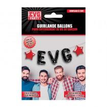GUIRLANDE BALLONS EVG