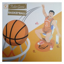 JEU HUMORISTIQUE TOILET GAME BASKETBALL