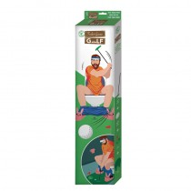 JEU HUMORISTIQUE TOILET GAME GOLF