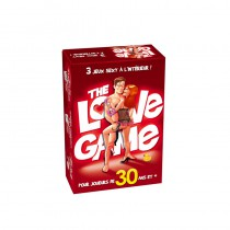 JEU LOVE GAME 30 ANS