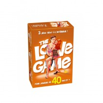 JEU LOVE GAME 40 ANS