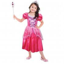 KIT DE PRINCESSE ROSE ENFANT