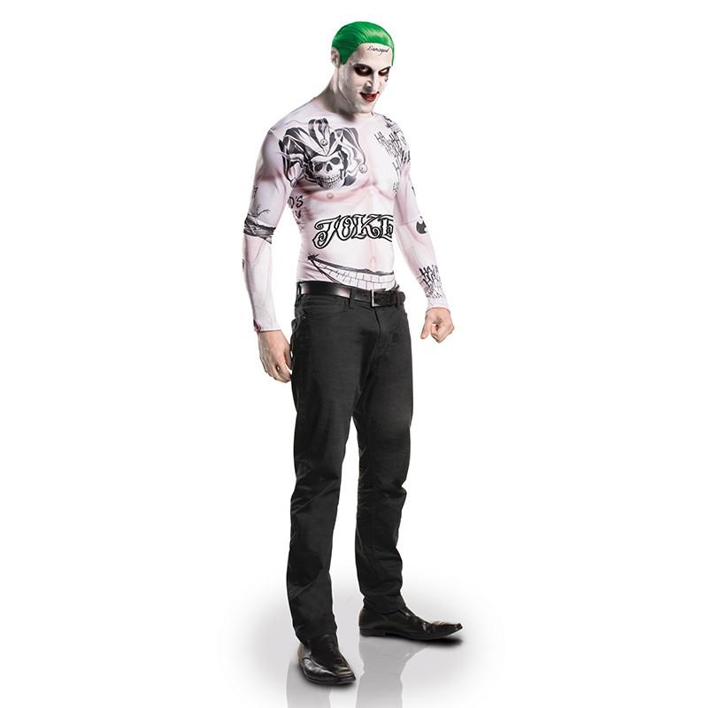 Kit Deguisement Joker Adulte