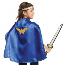 KIT ÉPÉE + CAPE WONDER WOMAN ENFANT