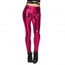 LEGGING DISCO ROSE ADULTE