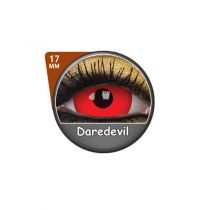 LENTILLES 1 AN FANCY 17mm DAREDEVIL