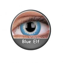 LENTILLES 1 AN FANCY LENS BLUE ELF