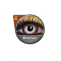 LENTILLES 1 AN FANCY MINOTAUR 17 MM