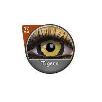 LENTILLES 1 AN FANCY TIGERA 17 MM