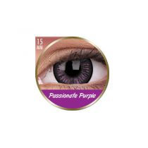 LENTILLES 3 MOIS BIG EYES PASSION PURPLE